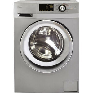 Haier Washer and Non-Venting Dryer Combination HLC1700AXS