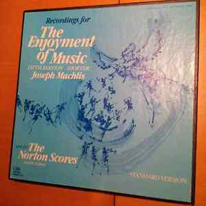 "Vinyl Records - ""Recordings for the Enjoyment of Music"" For Sale"