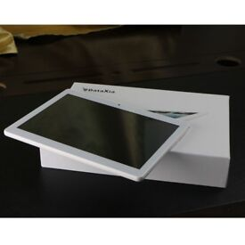 10 Inch 4G Dataxia Tablet Android operating system 6.0 & Model MKT6582 Quad core