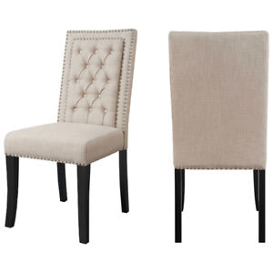 Eric Dining Chair Natural( 4 Available) (BrandNew)$95 each
