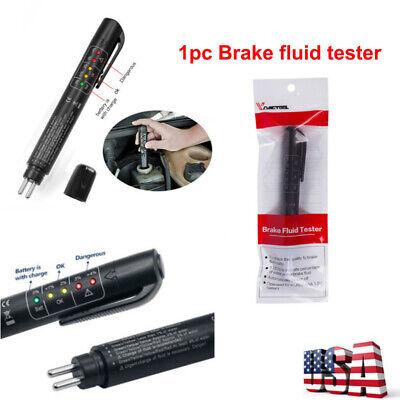 Car Brake Fluid Oil Tester Pen Auto Moisture Testing Probe Diagnostic Test Tool
