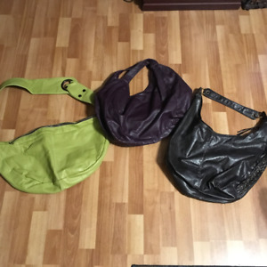 SELECTION OF LADIES PURSES
