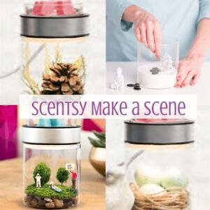 Scentsy make a scene warmer - brand new in the box!