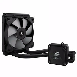 Corsair H60 CPU cooler (watercooling, closed-loop)