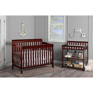 Convertible Crib & Changing table