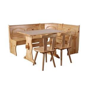 eckbank kiefer m bel ebay. Black Bedroom Furniture Sets. Home Design Ideas