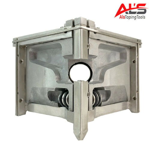 """Platinum Drywall Tools 3"""" Angle Head Corner Finisher with Wheels"""