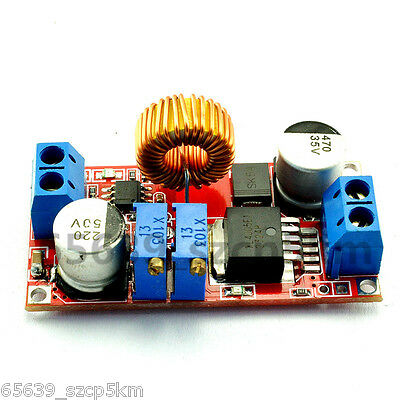5a Constant Current Constant Led Driver Lithium Ion Batteries Charging Module
