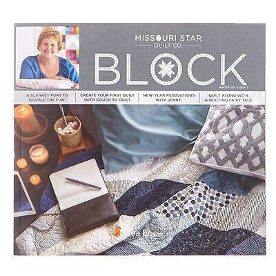 Quilt Magazine   Block   Winter 2017 Vol 4 Issue 1   Missouri Star Quilt Co