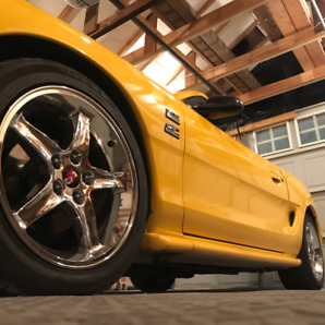 1994 Mustang GT Convertible Limited Edition 302 H.O.