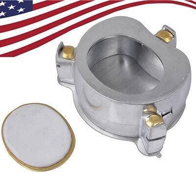 Dentist Dental Lab Aluminium Denture Flask Compressor Parts Usps Ship To Usa