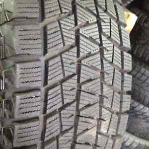 1 Single Bridgesone winter tires 225/65/17