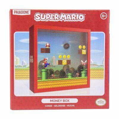 Hucha Nivel Super Mario - Producto Oficial