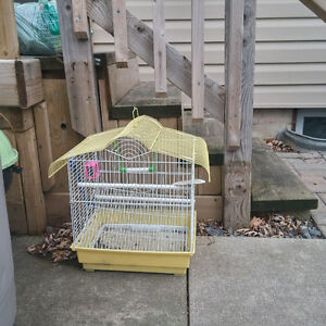 bird cage and accessories Kitchener / Waterloo Kitchener Area image 1