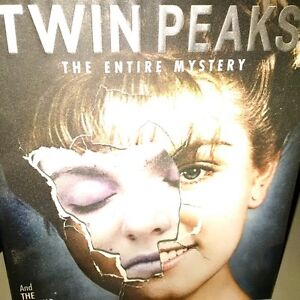 MUST GO, LAST CHANCE!!! TWIN PEAK ( THE ENTIRE MYSTERY)