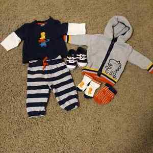 Gymboree Infant Boys Clothes 3-6 months Kitchener / Waterloo Kitchener Area image 1