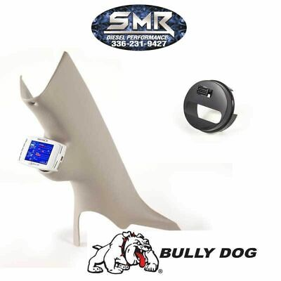 BULLY DOG A PILLAR MOUNT WITH ADAPTER 2003-2009 DODGE RAM 1500 2500 3500 32303