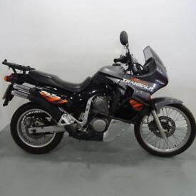 HONDA XL600-V TRANSALP. ONLY 9797 MILES. STAFFORD MOTORCYCLES LIMITED