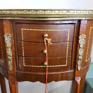 Antique Bedside / End tables London Ontario image 5