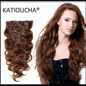 100% HUMAN HAIR / CLIP IN Hair Volumater, CLIP IN Hair extension