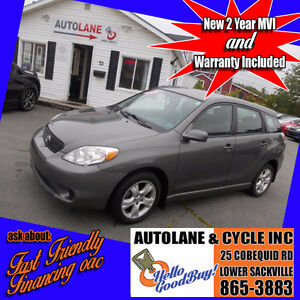 2007 Toyota Matrix Xr Hatchback SHARP CAR Only $5995