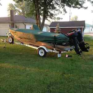 Boat, Motors & Trailer