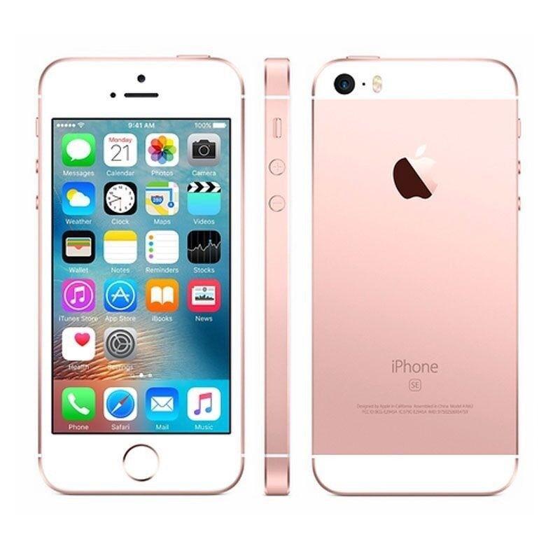 Christmas sales iPhone SE 16GB Rose Gold Unlocked