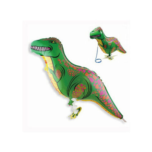 2Pcs 40x85cm Dinosaur Balloon Kids Birthday Wedding Party Decor Gifts for Boys