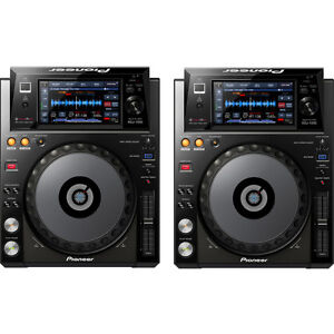 2 Pioneer XDJ- 1000's(CDJ's) for sale. Only used a few times. DJ