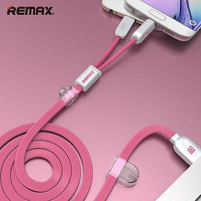 Best Micro iPhone Lightning USB Fast Charging Cord Data Sync Magnet Flat