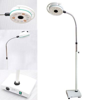 36w Dental Mobile Led Exam Light Surgical Medical Shadowless Lamp Us Stock