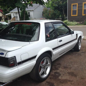 1990 lx mustang 302 boss extra hard to find mustang $14500 firm