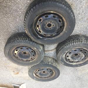 Aeolus winter tires