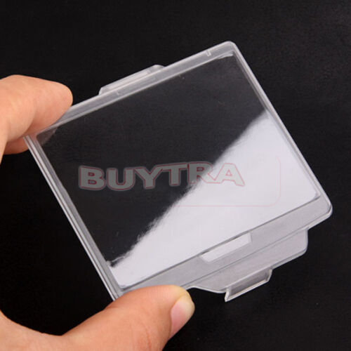Plastic Hard LCD Covers Screen Protector For Nikon D300 BM-8  MOUK