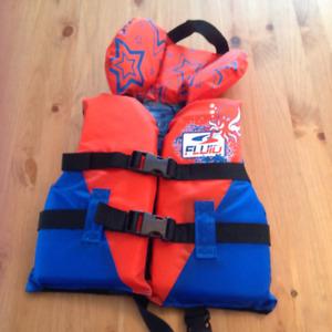 NEUVE Veste de flottaison sauvetage pour bébé-enfant