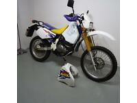 SUZUKI DR350-SE. STAFFORD MOTORCYCLES LIMITED