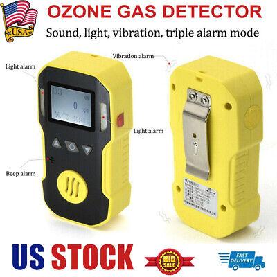 Bh-90a Pro O3 Gas Tester Detector Digital Lcd Ozone Analyzer Meter Monitor Tool