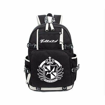 Dangan Ronpa danganronpa Luminous Backpack Daypack Shoulder School Book Bag Gift