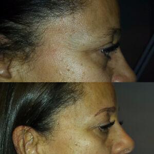Lashes extension. Pose de cil. Microblading. Ongle résine et pou West Island Greater Montréal image 8