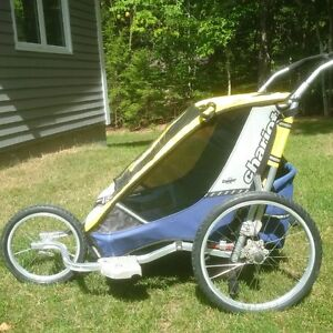 2 Seater Chariot Cougar 2 Stroller