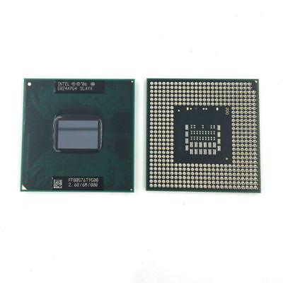 Für Intel Core 2 Duo T9500 SLAYX 2,6GHz 6MB 800MHz Sockel P Mobile CPU Prozessor