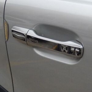 LHD and RHD stainless steel door handle cover trims for Volvo XC90 2002-2014