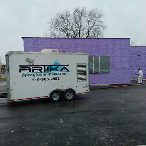RECIEVE 1250.00 REBATE CALL ....ARTIKA SPRAY FOAM INSULATION