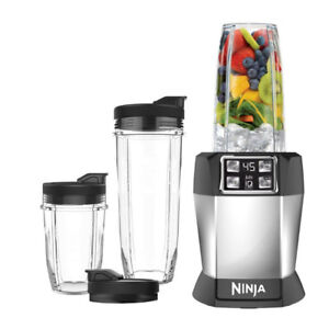 Nutri Ninja Auto-iQ Food Processor (BL482)
