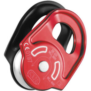 New Petzl Safety Pully