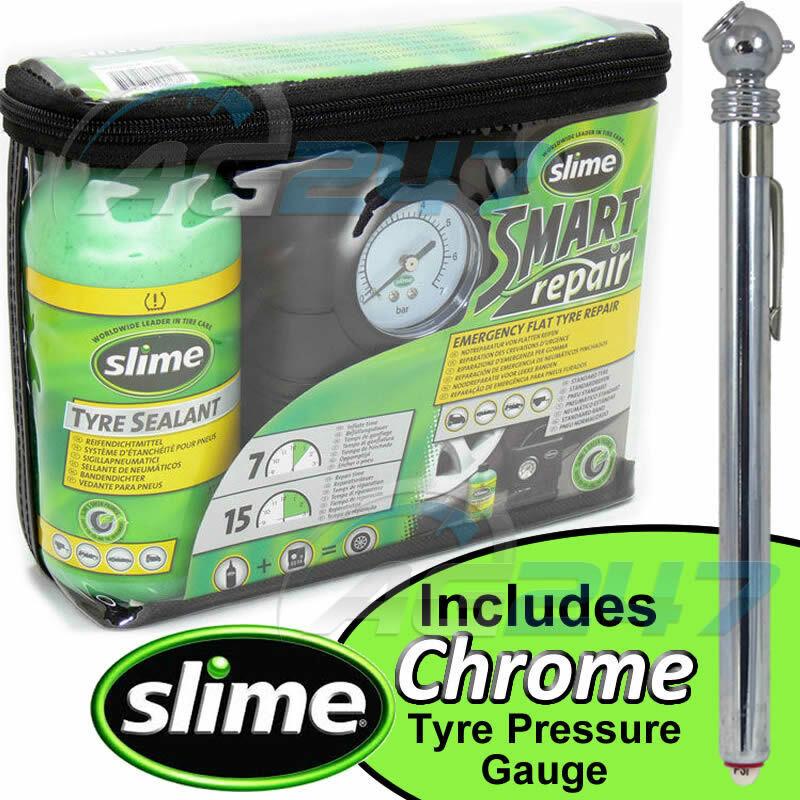 Slime Smart Tyre Repair Kit 12V