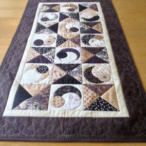 Eclipse of the Moon Table Runner