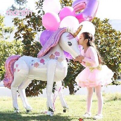 Globos de Fiesta Gigantes de Unicornio, Giant Unicorn Party - Fiesta Balloons