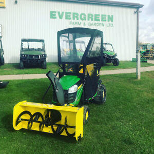 John Deere Lawn Mower Snowblower Leaf Collection Packages