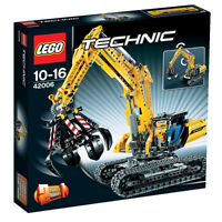 LEGO Technic Excavator 42206.  New in a Box!